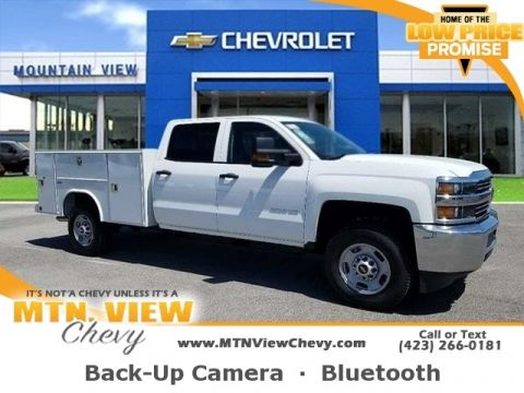 New 2018 Chevrolet Silverado 2500HD Work Truck