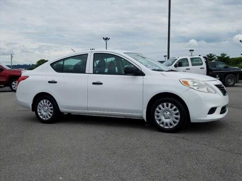 Pre-Owned 2014 Nissan Versa 1.6 S Plus